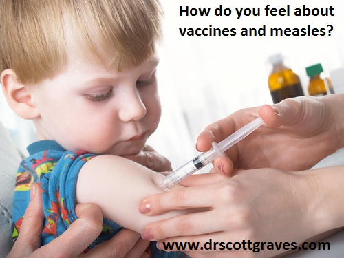 vaccine measles vaccination