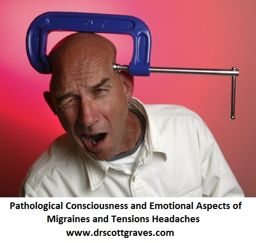 The Consciousness of Migraines and Headaches