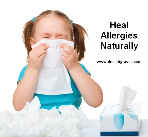 Heal Allergies Naturally