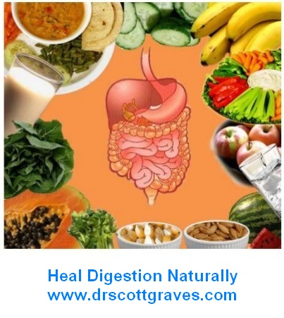Heal Digestion Naturally