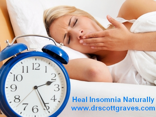 Heal Insomnia Naturally